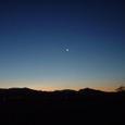 朝と夜の境目