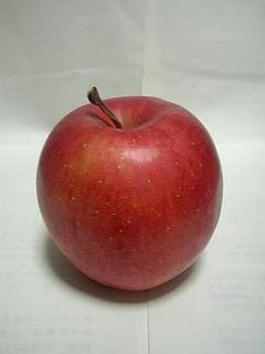 りんご共演